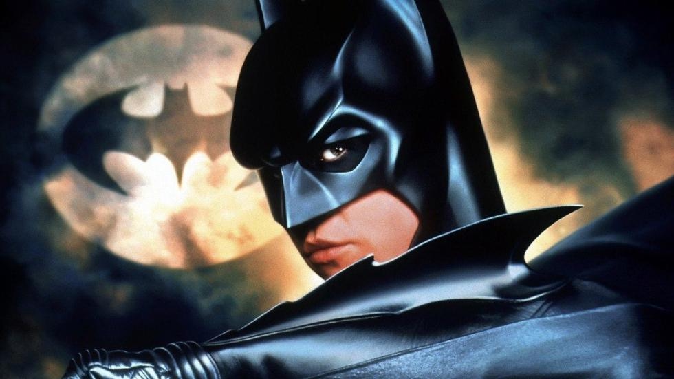 Keert Val Kilmer terug in zijn Batman-pak uit 'Batman Forever'?