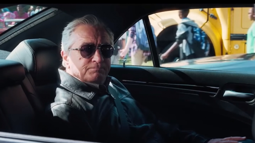Opa Robert De Niro in trailer 'The War with Grandpa'