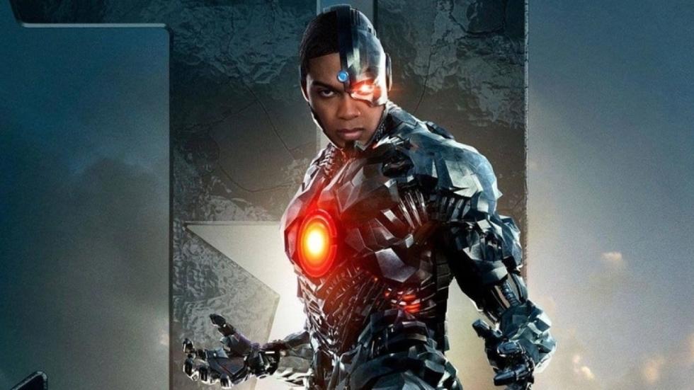 'Justice League'-acteur Ray Fisher haalt uit naar DC-baas