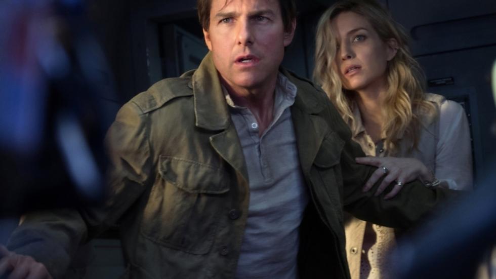 'The Mummy'-actrice zegt dat Tom Cruise weigerde ren-scene met haar op te nemen