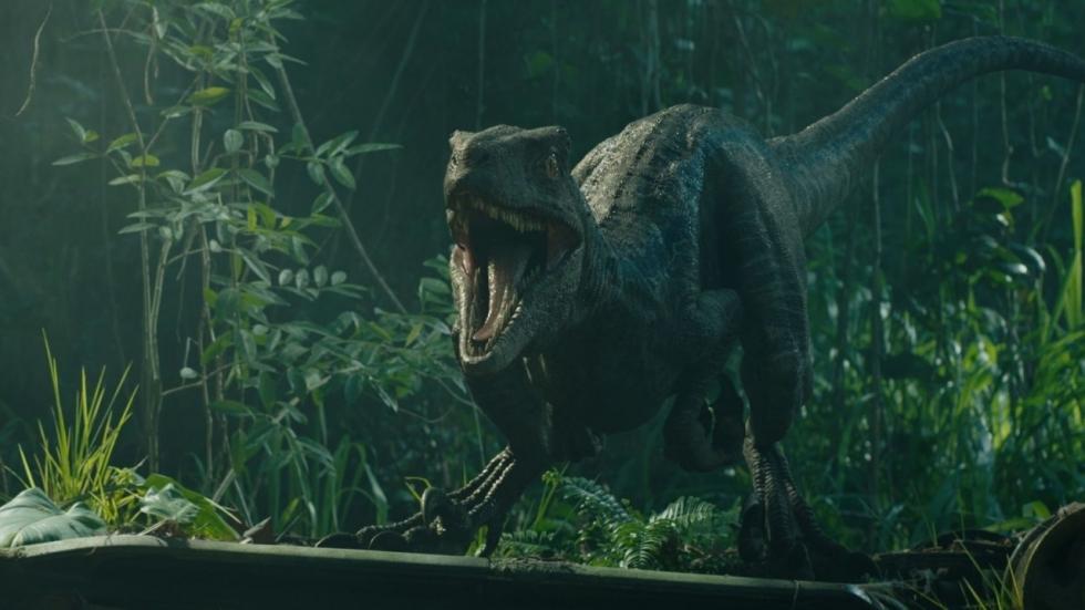 Zit er stiekem een mens/dinosaurus-hybride in 'Jurassic World'?