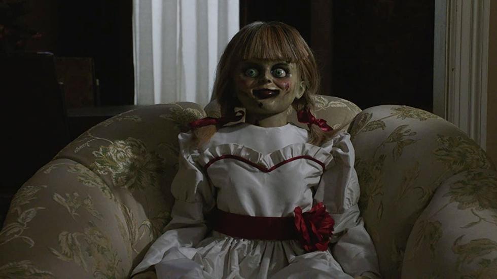 Griezelig gerucht: is Annabelle ontsnapt uit haar glazen kooi?
