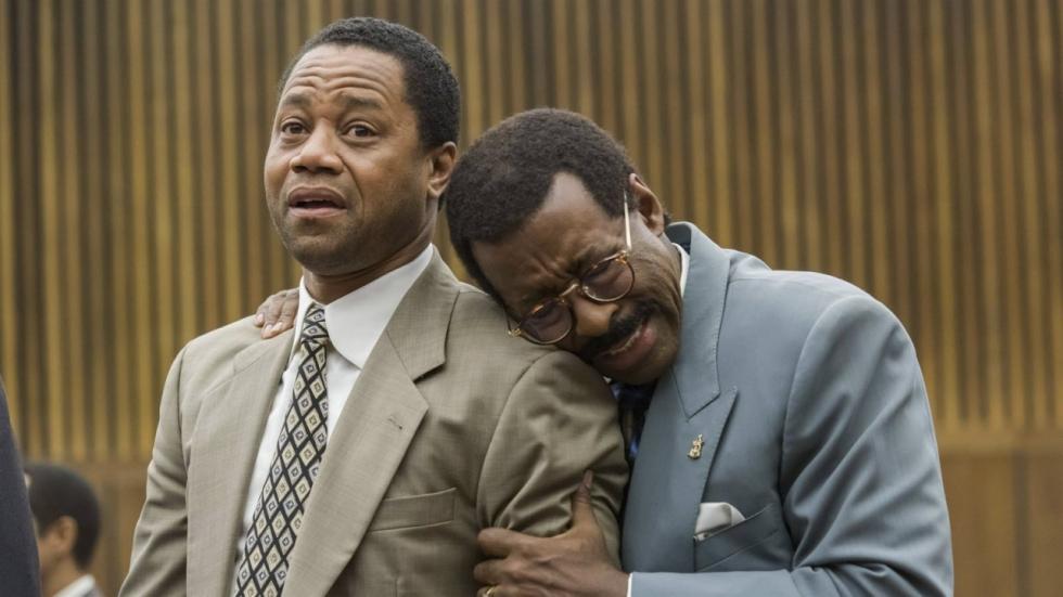 Cuba Gooding Jr. aangeklaagd wegens verkrachting
