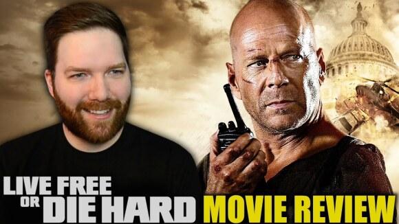 Chris Stuckmann - Live free or die hard - movie review