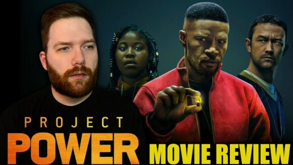 Chris Stuckmann - Project power - movie review