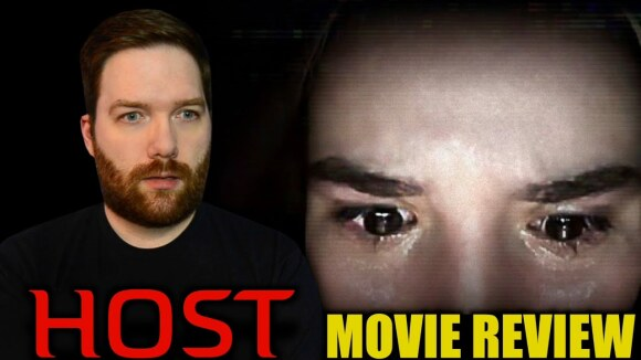 Chris Stuckmann - Host - movie review