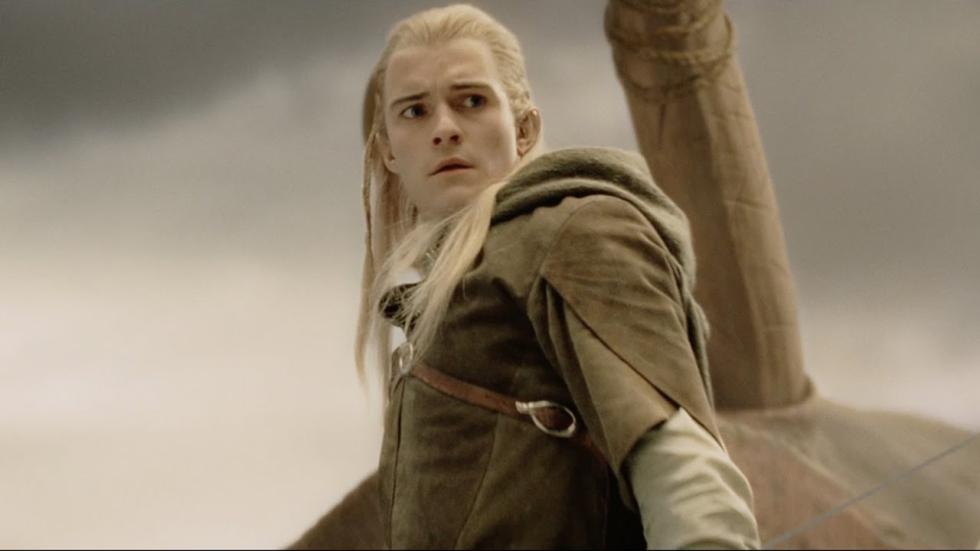 """Orlando Bloom over de nieuwe 'Lord of the Rings'-serie: """"Wordt geen remake van de films"""""""