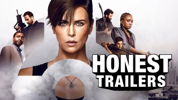 ScreenJunkies - Honest trailers | the old guard