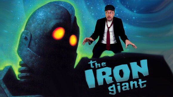 Channel Awesome - The iron giant - nostalgia critic
