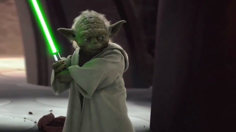 'Star Wars'-held Yoda was even een superschurk