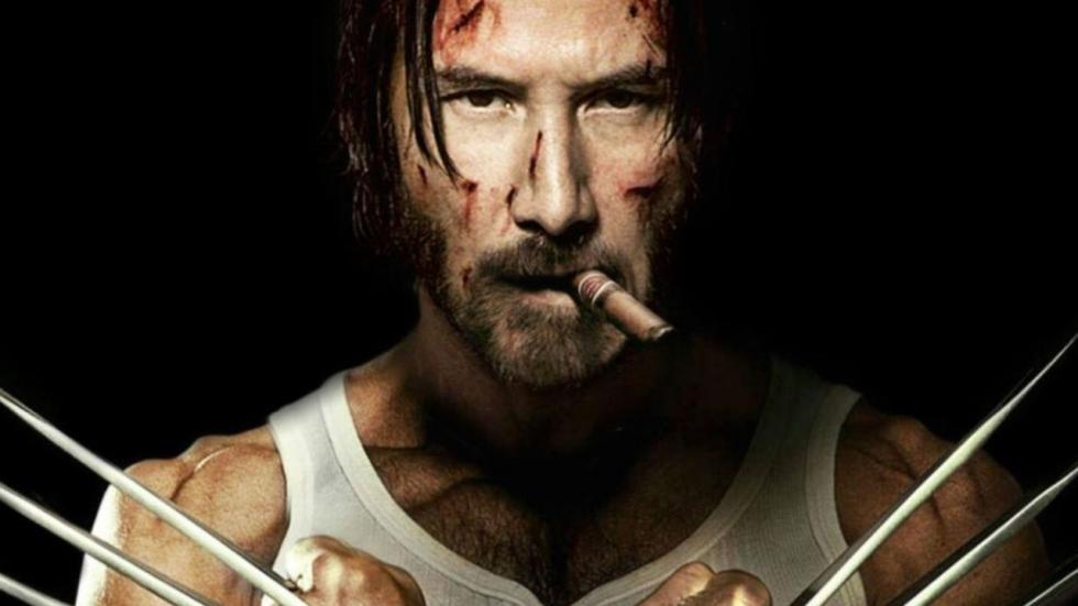 Keanu Reeves had het liefst Wolverine gespeeld