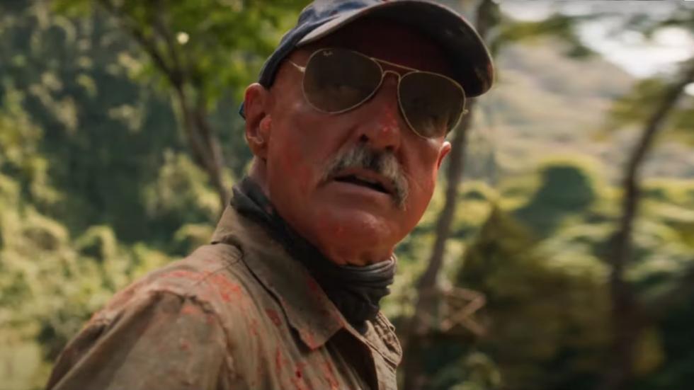 Burt Gummer is terug in trailer voor 'Tremors 7: Shrieker Island'