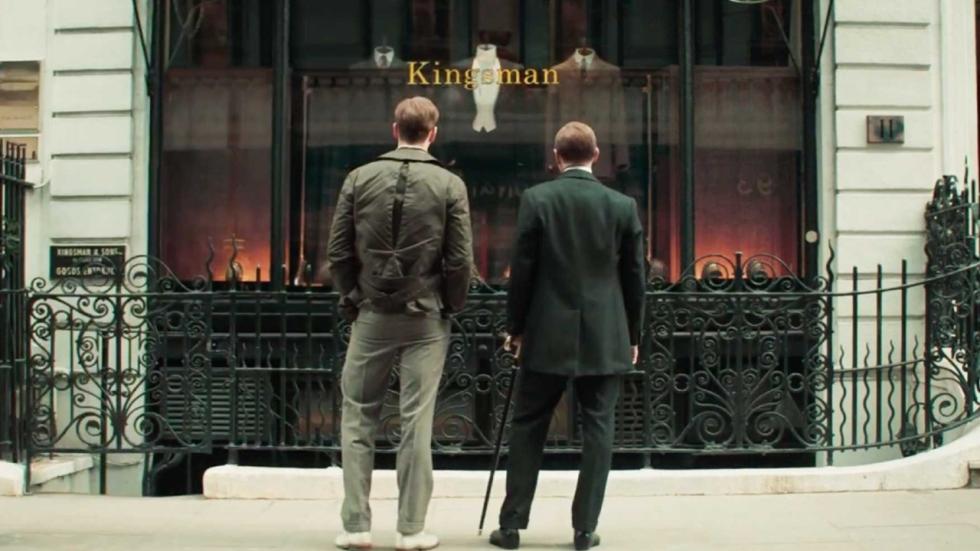 Vlak voor première is 'The King's Man' flink uitgesteld