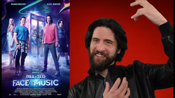 Jeremy Jahns - Bill & ted face the music - movie review