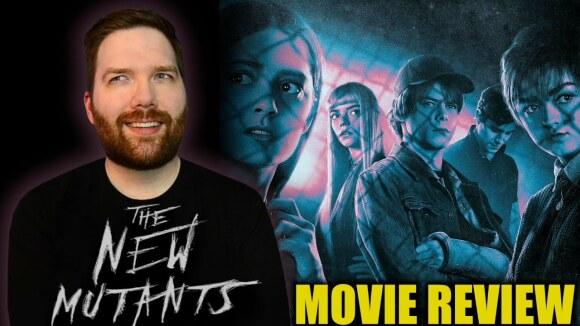Chris Stuckmann - The new mutants - movie review