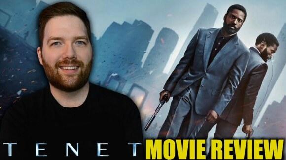 Chris Stuckmann - Tenet - movie review