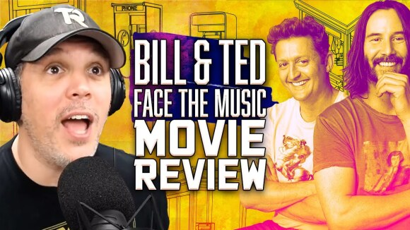 Schmoes Knows - 'bill and ted face the music' review! - sen live #204