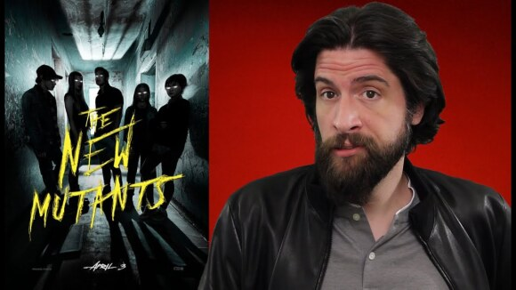 Jeremy Jahns - The new mutants - movie review