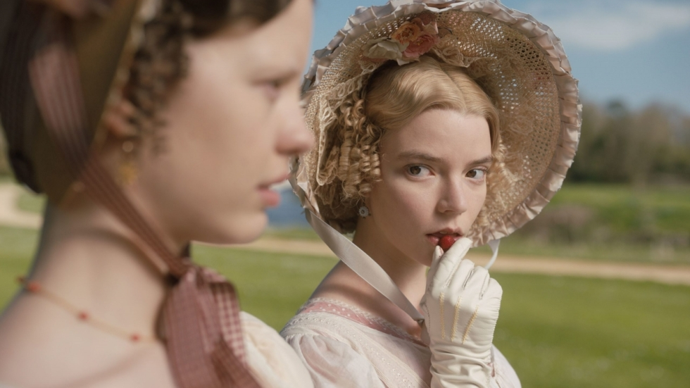 Blu-ray review 'Emma.' met Anya Taylor-Joy: het talent van Hollywood?