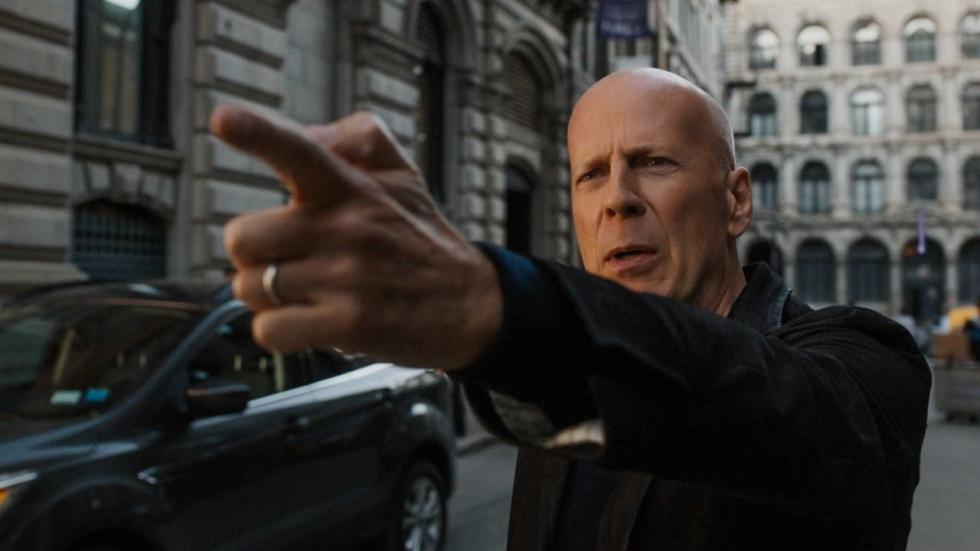 Nieuwe film Bruce Willis, 'Hard Kill' scoort 0% op Rotten Tomatoes