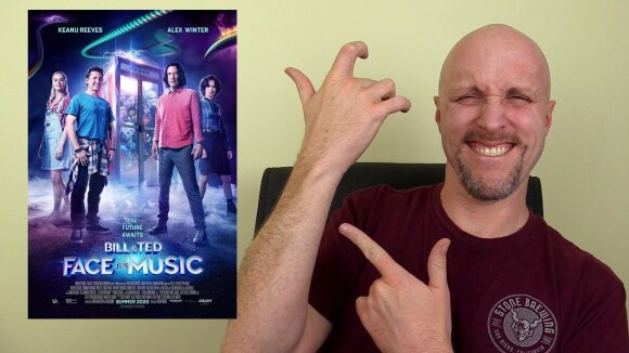 Channel Awesome - Bill & ted face the music - doug reviews
