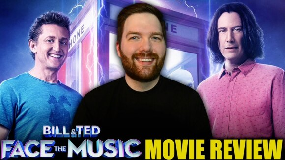 Chris Stuckmann - Bill & ted face the music - movie review