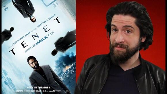 Jeremy Jahns - Tenet - movie review