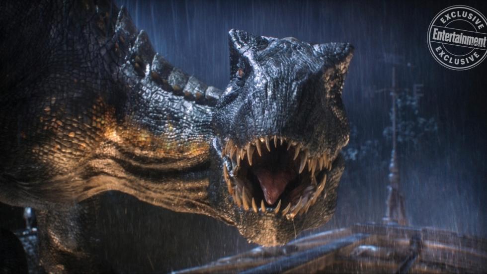 'Jurassic World: Dominion'-cast in levensgevaarlijke situatie