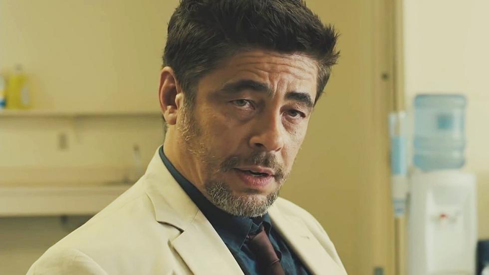 Benicio del Toro wilde graag minder tekst voor 'Sicario'