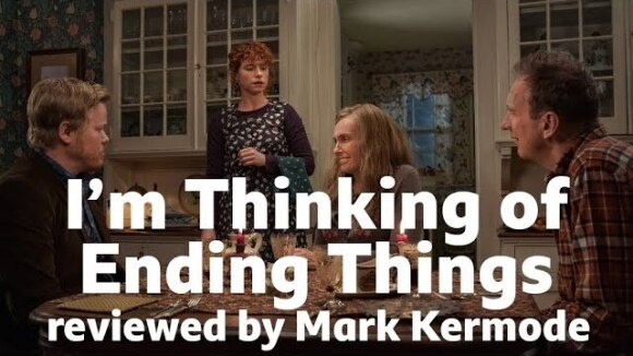 Kremode and Mayo - I'm thinking of ending things reviewed by mark kermode