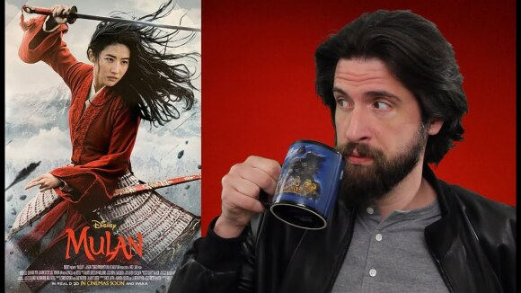 Jeremy Jahns - Mulan - movie review