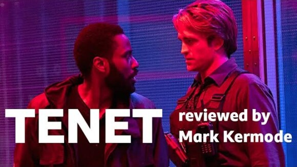 Kremode and Mayo - Tenet reviewed by mark kermode