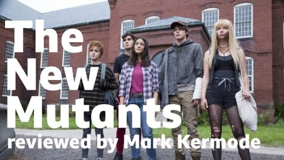 Kremode and Mayo - The new mutants reviewed by mark kermode