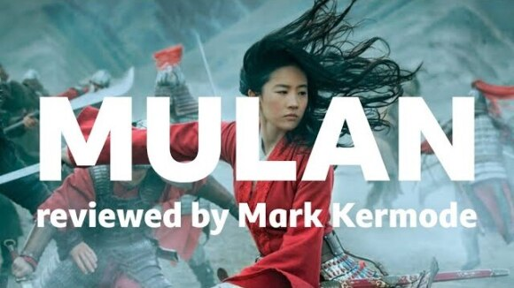 Kremode and Mayo - Mulan reviewed by mark kermode