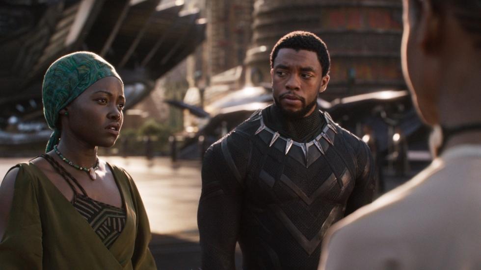 Emotioneel herdenken Chadwick Boseman door 'Black Panther'-actrice Lupita Nyngo'o