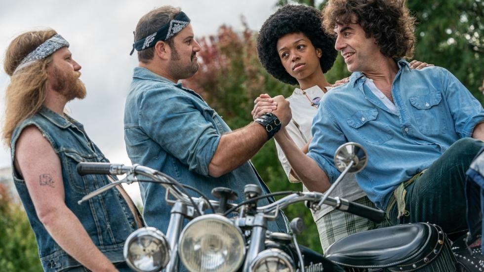 Eerste trailer voor grote Netflix-film 'The Trial of the Chicago 7'!
