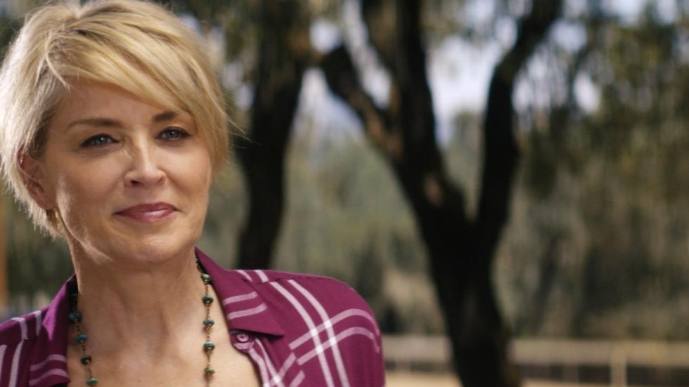"""Sharon Stone: """"Zonder goede looks kom je niet ver"""""""