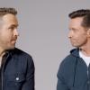 Hugh Jackman en Ryan Reynolds in komische reclame