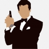 Bekende fan-artist showt Tom Hardy, Idris Elba én Henry Cavill als James Bond