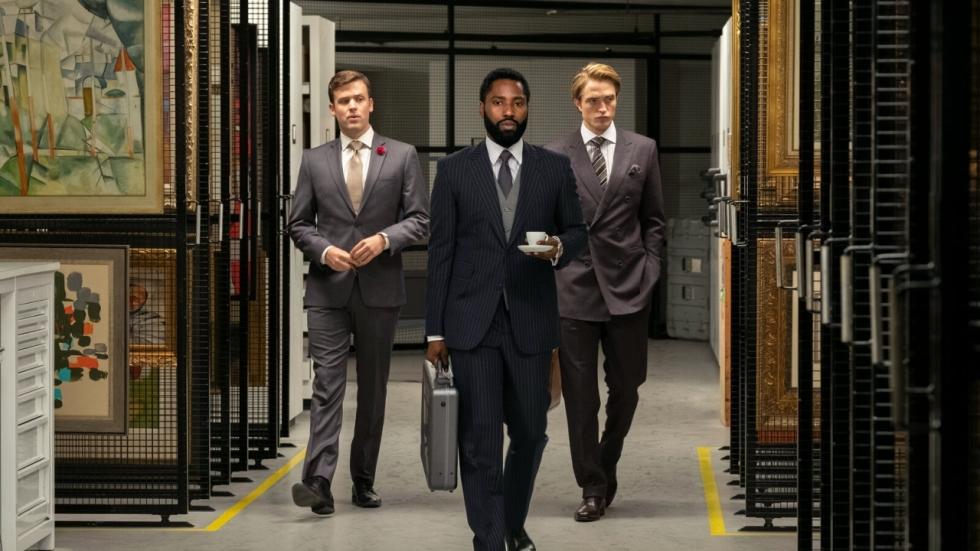 Nederlandse box-office: 'Tenet' in vierde week goed voor ruim 5 ton