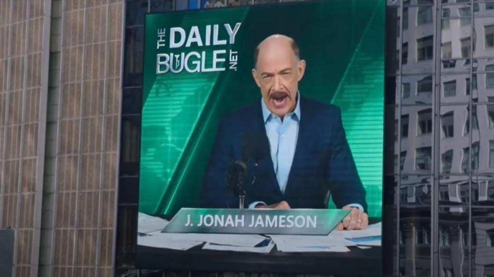 J.K. Simmons over de terugkeer van JJJ in de Spider-Man films