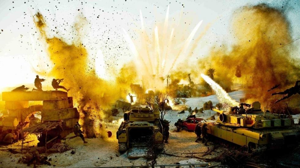 Bizar: China misbruikt 'Transformers' in explosieve propagandafilm