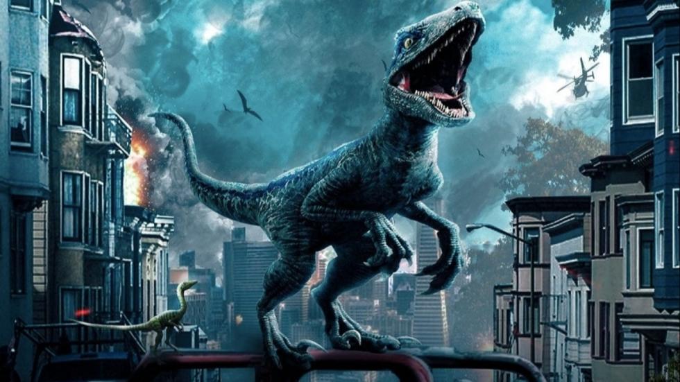 Foto: De 3 helden samen voor 'Jurassic World: Dominion'!
