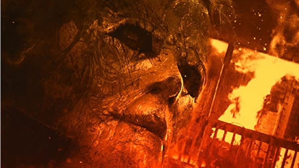 Jamie Lee Curtis zit onder het bloed op nieuwe setvideo 'Halloween Kills'