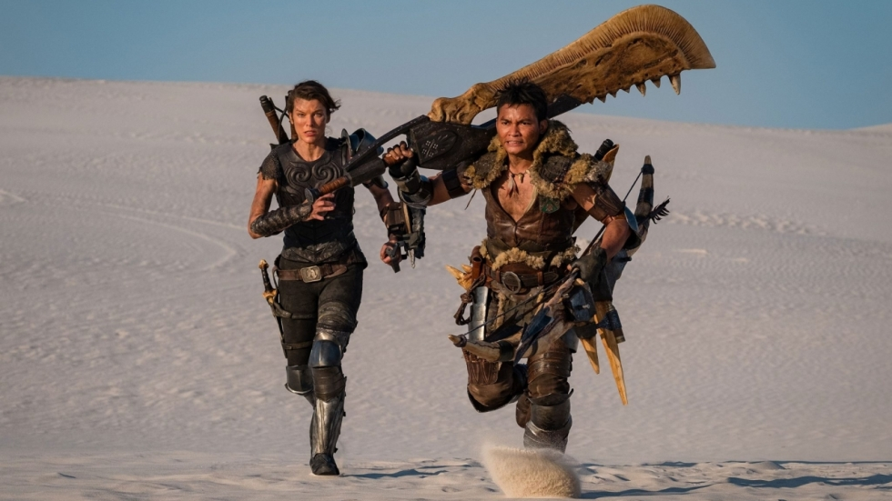 Grote zorgen om 'Monster Hunter' met Milla Jovovich
