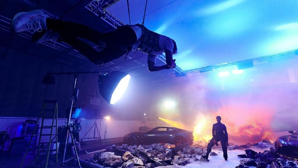 Nieuwe 007 (?) in actie in gaaf 'No Time to Die'-filmpje