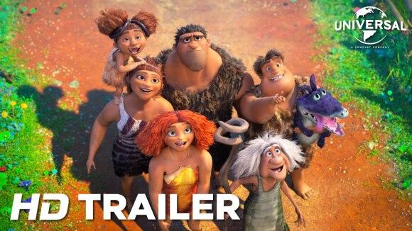 De Croods 2: Een Nieuw Begin - NL trailer