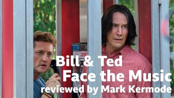 Kremode and Mayo - Bill & ted face the music reviewed by mark kermode