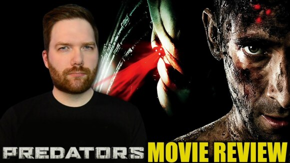 Chris Stuckmann - Predators - movie review