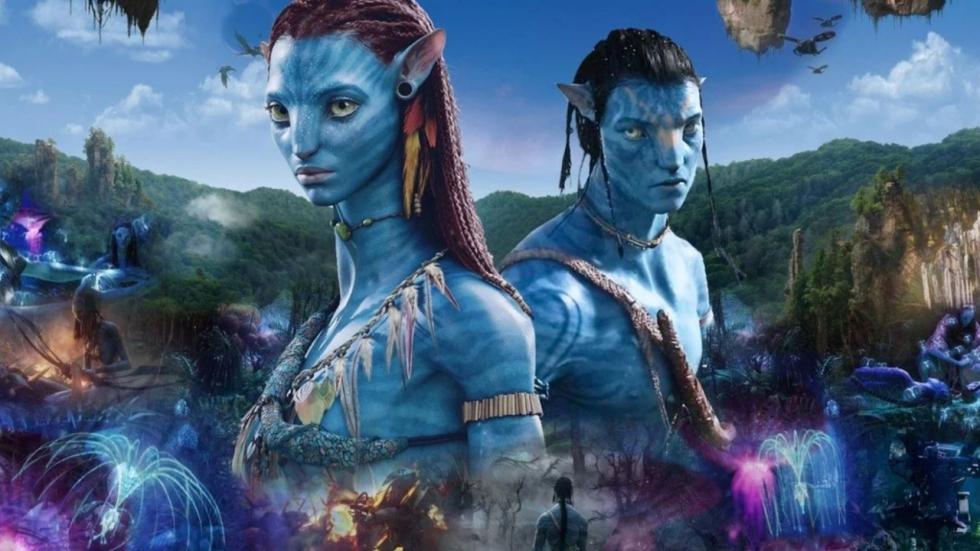 Stevig wapengeweld op foto's 'Avatar 2'!